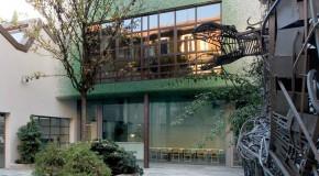 Best Italian Interior Designers Homes Fabio Novembre Home-studio in Milan (2)