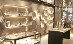 Milan Design Boutiques: Christofle reopens at Corso Venezia