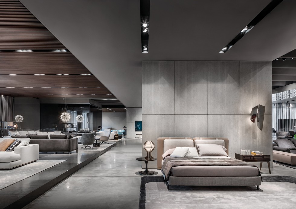 living room showroom italian design explore the staggering new releases by 11007
