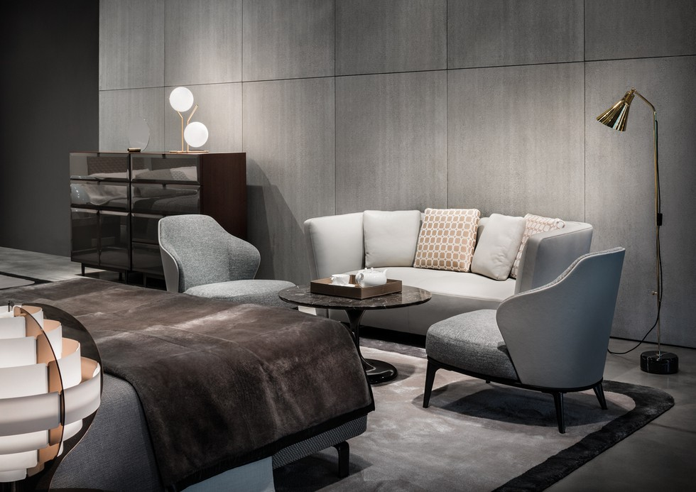 minotti living room milan furniture design news introducing new minotti 2015 10669