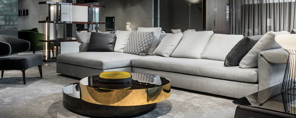 Milan furniture design news: Introducing New Minotti 2015 collection