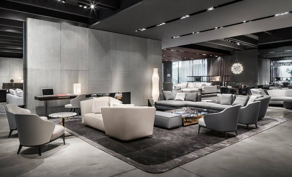 Furniture Showroom Design - Best Furniture 2017