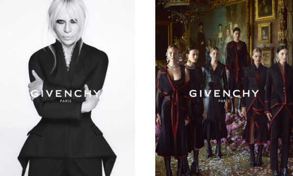 Famous Fashion Designers: Donatella Versace, is the new face of Givenchy!