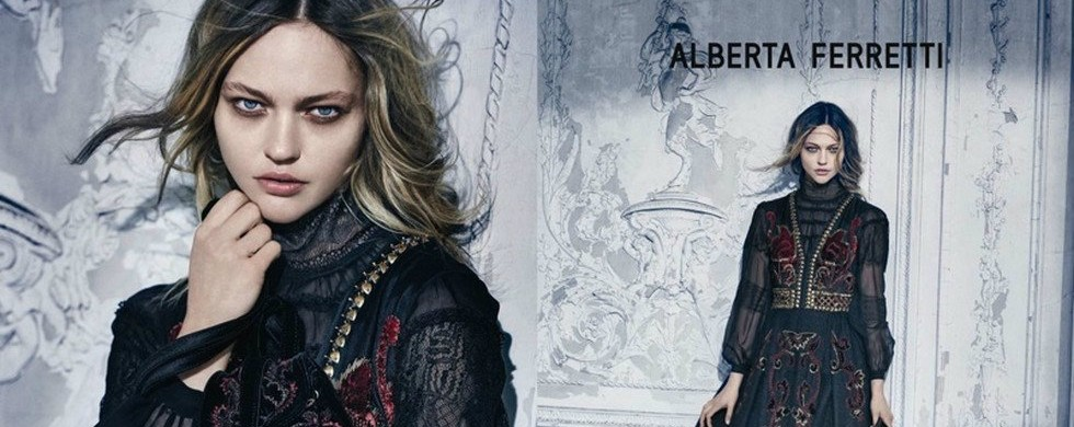 Italian Fashion: Sasha Pivovarova fairy tale in Alberta Ferretti Fall-Winter 2015 ads Italian Fashion: Sasha Pivovarova fairy tale in Alberta Ferretti Fall-Winter 2015 ads Italian Fashion: Sasha Pivovarova fairy tale in Alberta Ferretti Fall-Winter 2015 ads Italian Fashion Sasha Pivovarova fairy tale in Alberta Ferretti Fall Winter 2015 ads Alberta Ferretti 2015 Fall Winter Ad Campaign01 3 980x390