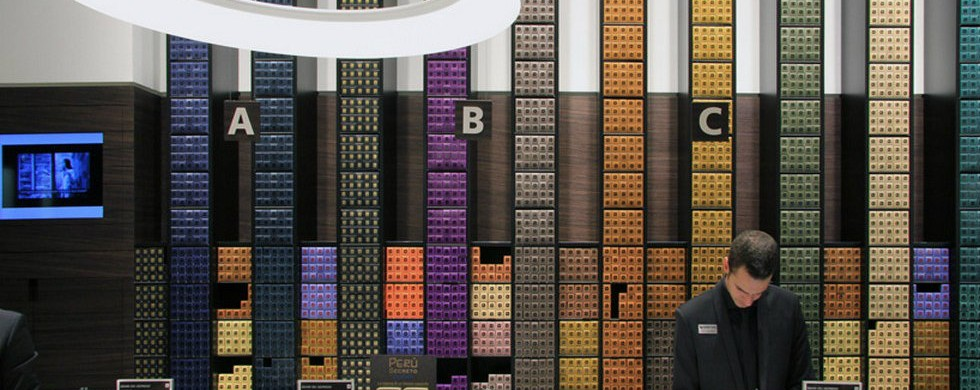 Things to do in Milan: Visit Nespresso's first italian flagship store Things to do in Milan: Visit Nespresso's first italian flagship store Things to do in Milan: Visit Nespresso's first italian flagship store Things to do in Milan Visit Nespressos first italian flagship store parisotto formenton nespresso flagship store milan designboom 09 3 980x390