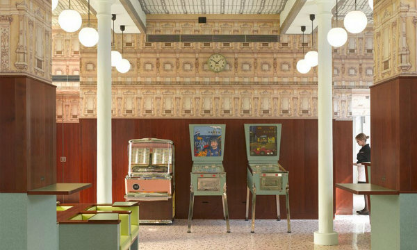 What to see in Milan: Wes Anderson designed a Milan coffee shop What to see in Milan: Wes Anderson designed a Milan coffee shop What to see in Milan: Wes Anderson designed a Milan coffee shop What to see in Milan Wes Anderson designed a Milan coffee shop 1