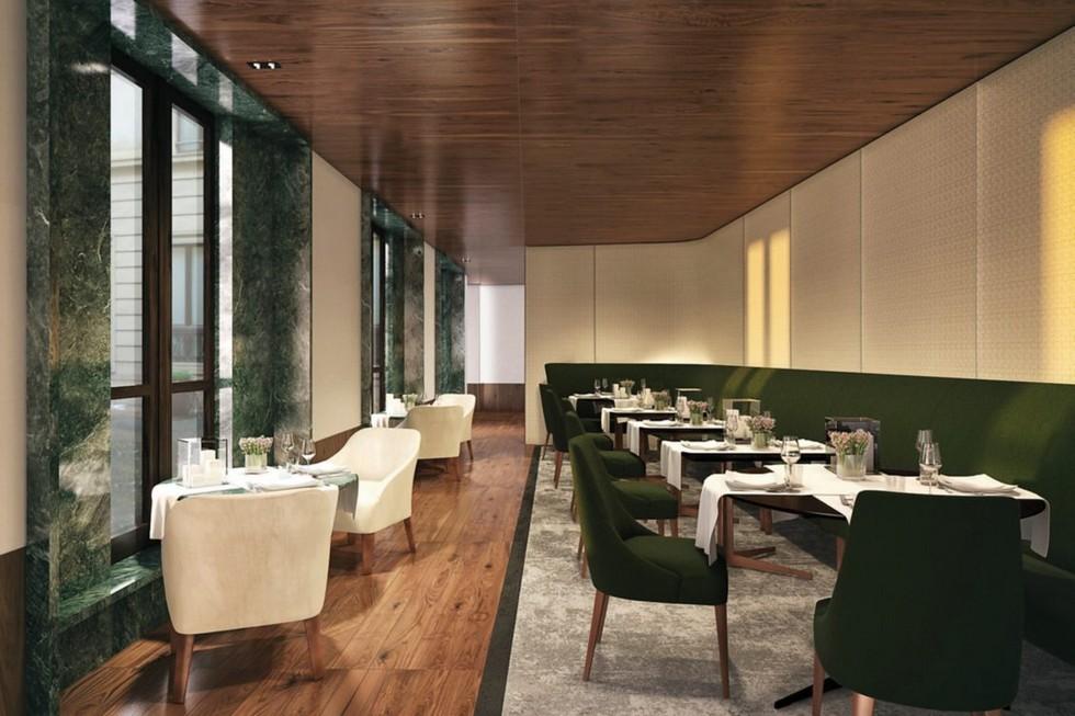 Mandarin Oriental Milan opening the new Milan Luxury Hotel (2)