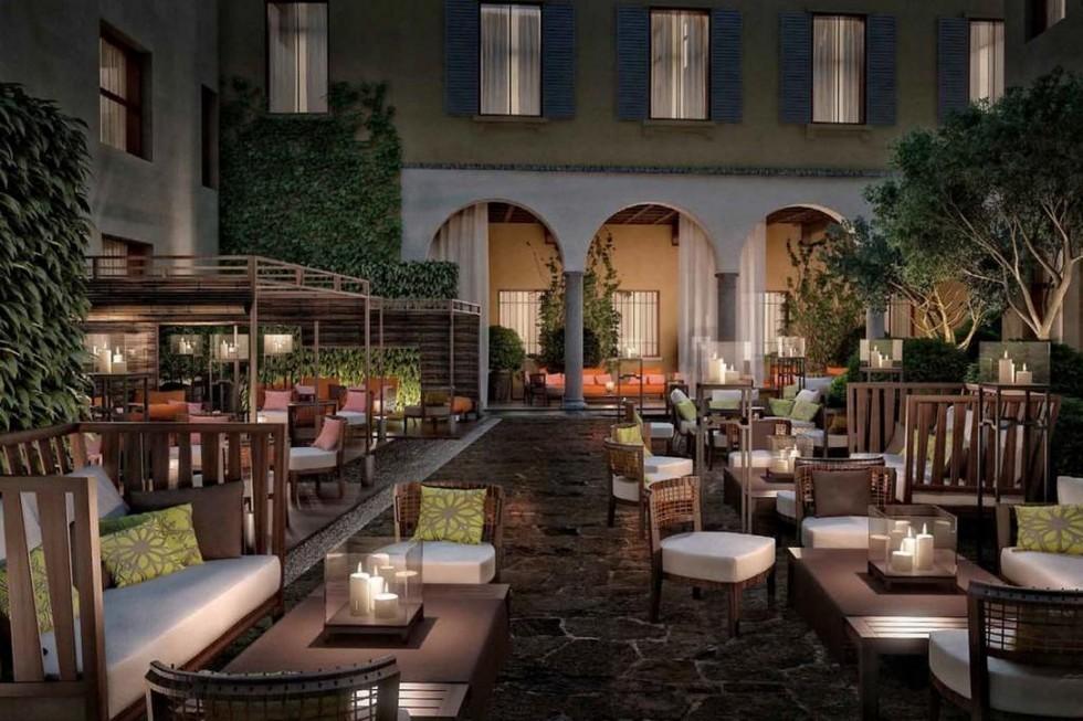 Mandarin Oriental Milan opening the new Milan Luxury Hotel (3)