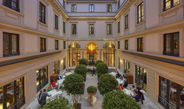 Mandarin Oriental Milan opening: the new Milan Luxury Hotel