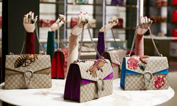 Milan Fashion Boutiques: Gucci unveils new store concept