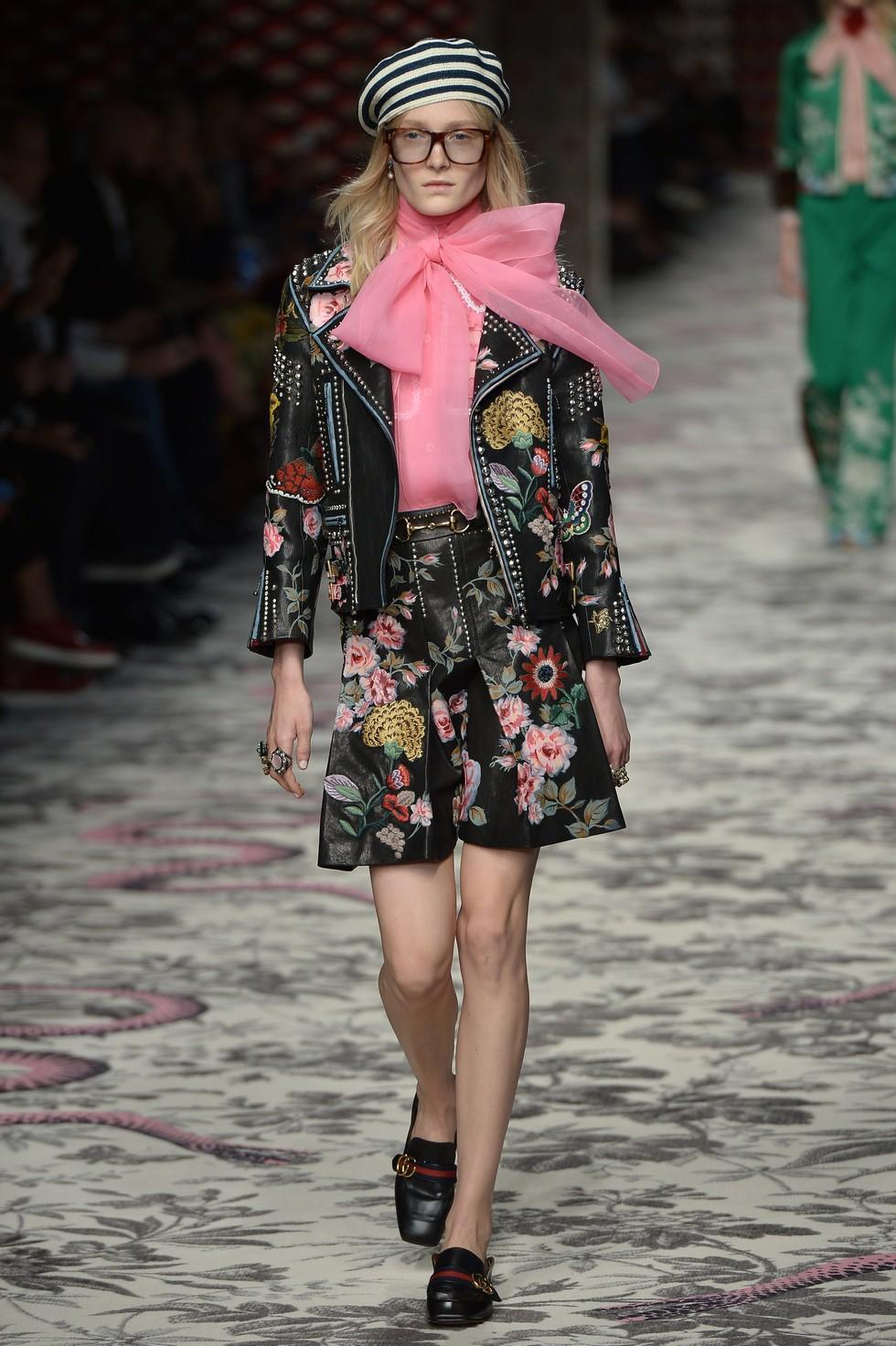 Milan Fashion Week 2016 News: Inspirations behind Gucci ...