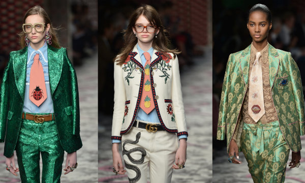 Milan Fashion Week 2016 News: Inspirations behind Gucci new collection Milan Fashion Week 2016 News: Inspirations behind Gucci new collection Milan Fashion Week 2016 News: Inspirations behind Gucci new collection Milan Fashion Week 2016 News Inspirations behind Gucci new collection 8