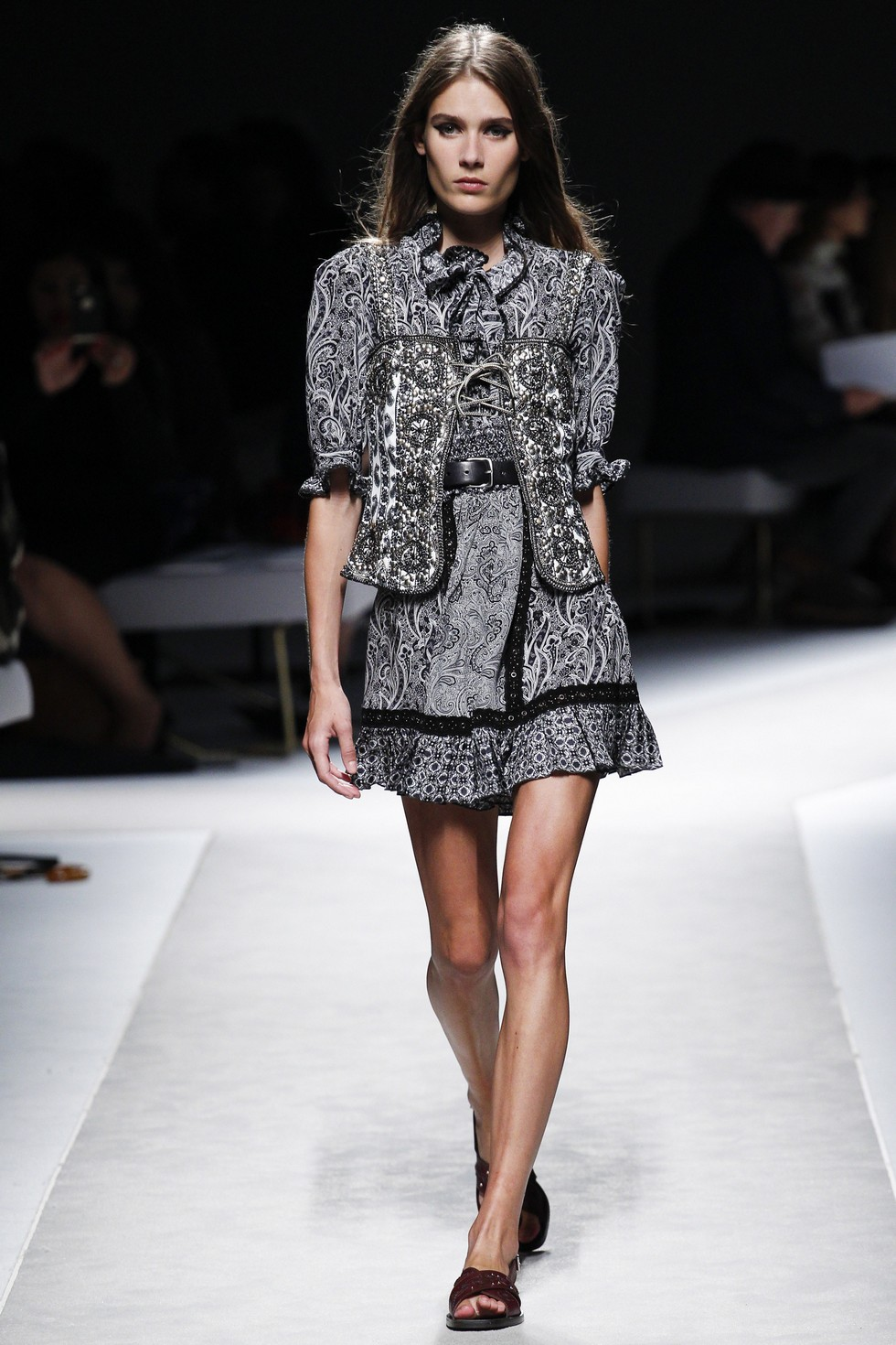Milan Fashion Week 2016 Spring Summer News Day one best moments-FAY