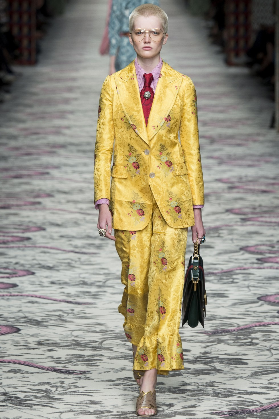 Milan Fashion Week 2016 Spring Summer News Day one best moments-Gucci (4)