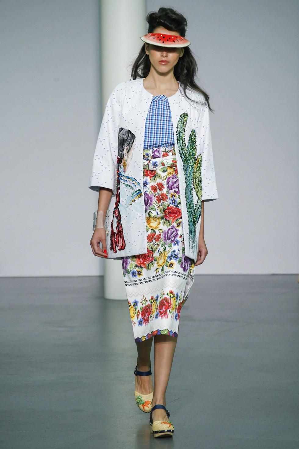 Milan Fashion Week 2016 Spring Summer News Day one best moments-Stella Jean