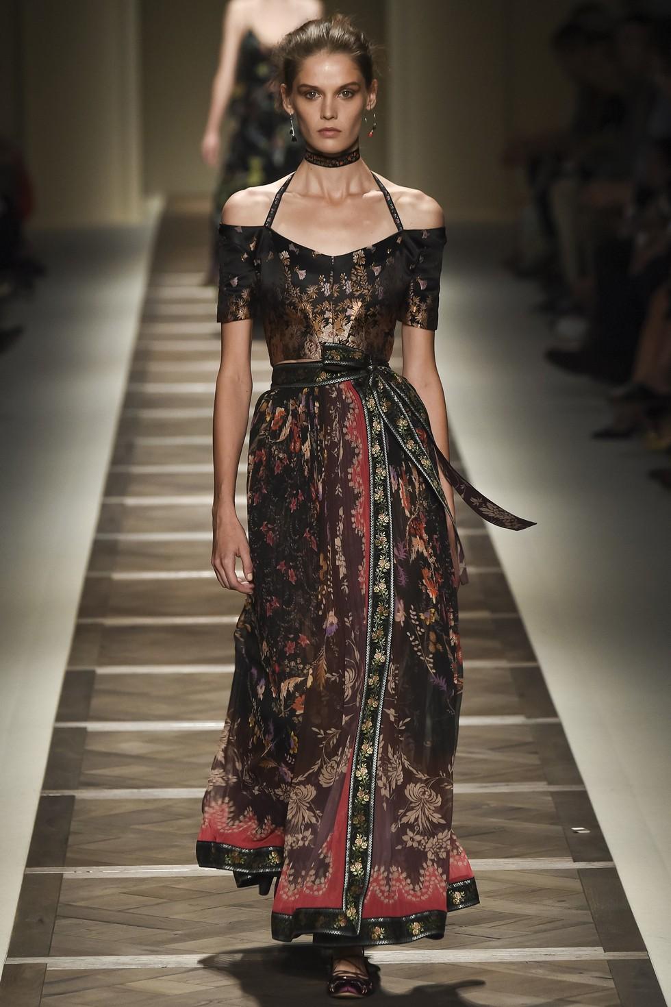 Milan Fashion Week 2016 Spring Summer News Day three best moments-Etro