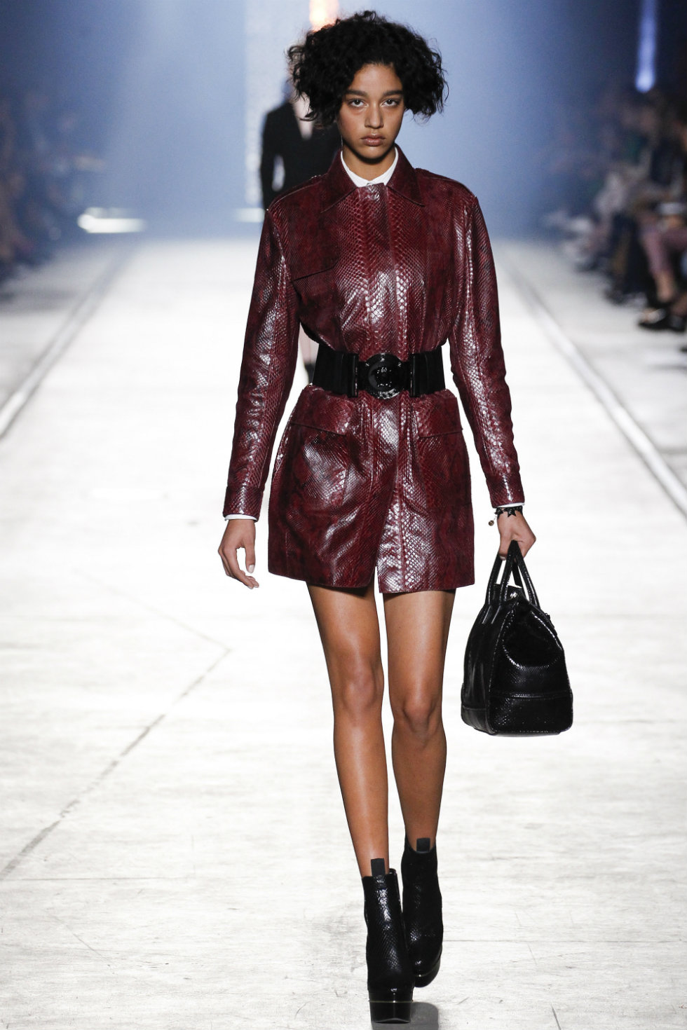Milan Fashion Week 2016 Spring Summer News Day three best moments-Versace