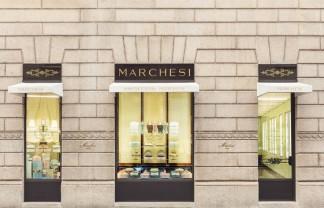 Best Italian Interior Designers – Bar Marchesi designed by Roberto Baciocchi