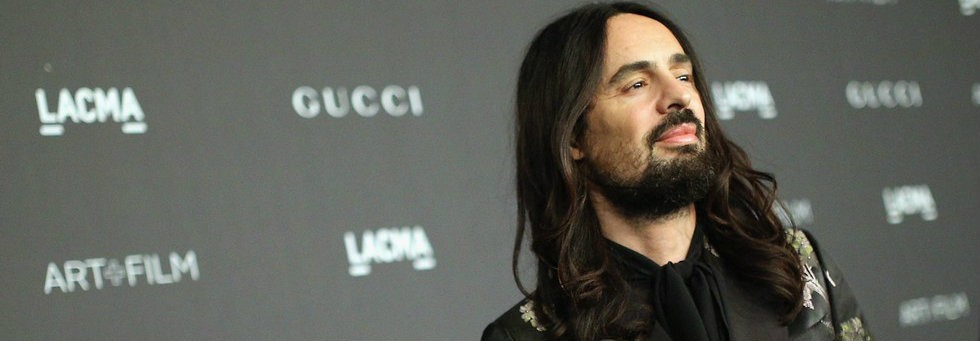 Italian Fashion Designers: Gucci Alessandro Michele awarded at BFA