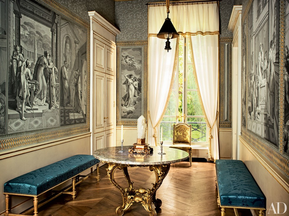Famous interior designers in milan studio peregalli for Famous interior designers
