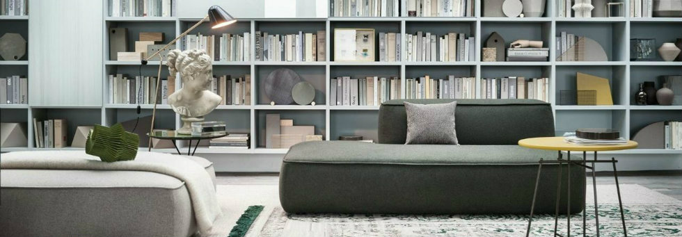 Italian Design Brands at international furniture shows – Luxury Living Group