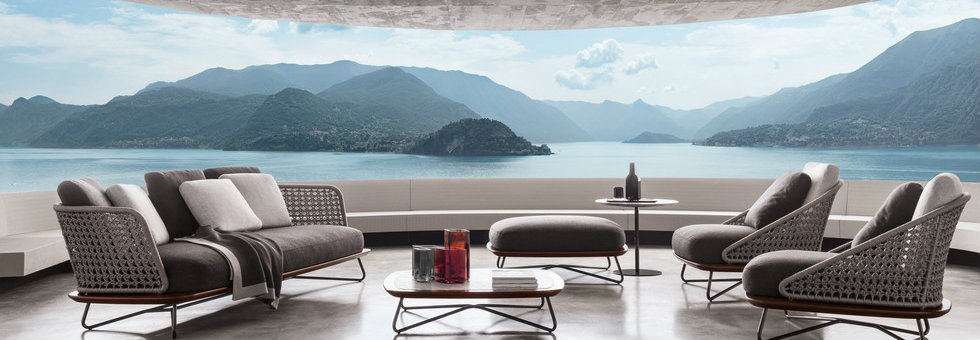 Italian Design Brands at IMM Cologne 2016: Rivera by Minotti Italia