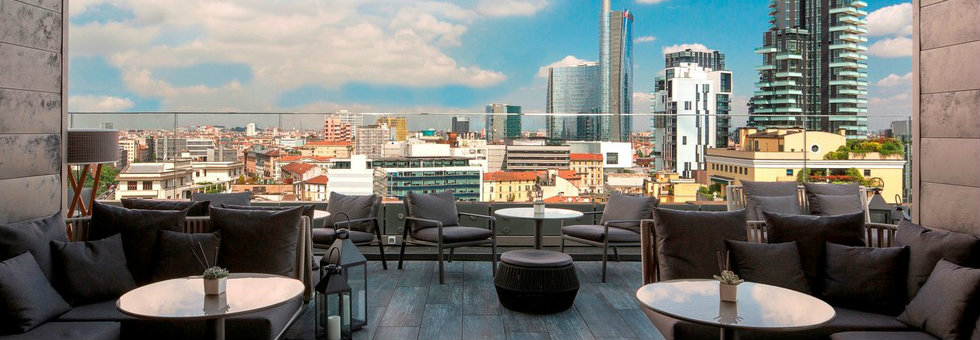 Milan small luxury hotels: Il Duca, a new design hotel
