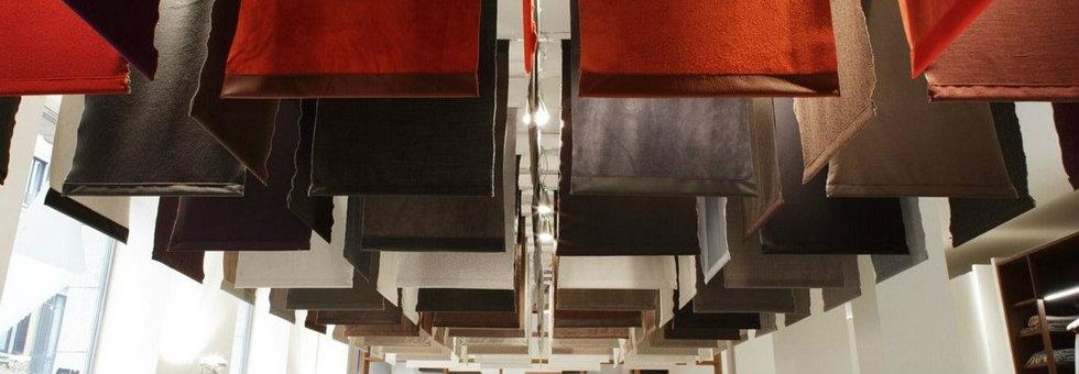 Porro showroom design in Milan has Piero Lissoni collaboration