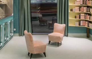Famous Interior Designers: Dimore Studio new boutique at Corso Magenta