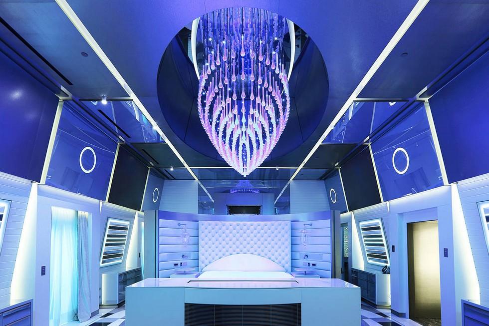Milan Hotels Excelsior's Katara Suite awarded as world best suite