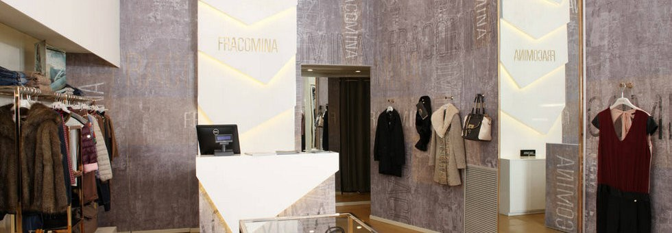 Milan Shopping: Fracomina store by Giraldi Associati Architetti Milan Shopping: Fracomina store by Giraldi Associati Architetti Milan Shopping: Fracomina store by Giraldi Associati Architetti Milan Shopping Fracomina store by Giraldi Associati Architetti 2 980x340