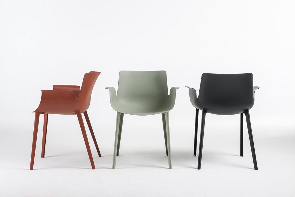 Piero Lissoni armchair for Kartell