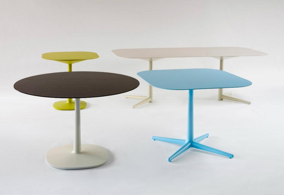 Antonio Citterio table for Kartell