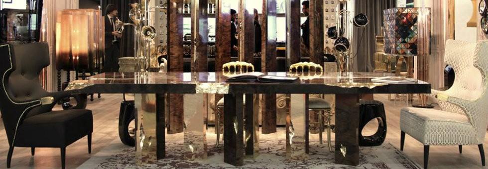 Salone del Mobile 2016 preview - luxury furniture by Boca do Lobo