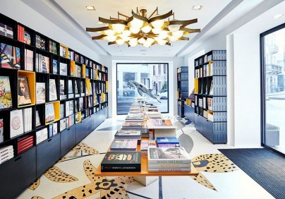 Taschen bookstore in Milan things to do in milan Things to do in Milan Design Week 2016 – 9 must-visit shops Things to do in Milan Design Week 2016     9 must visit shops Taschen 404x282