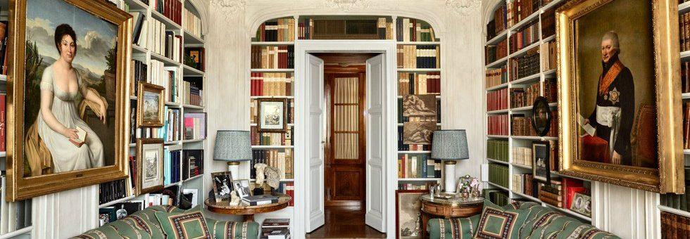 Famous interior designers –Studio Peregalli designed a Milan apartment