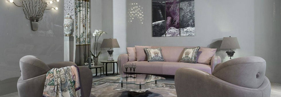 Home furniture ideas – New Versace Home collection