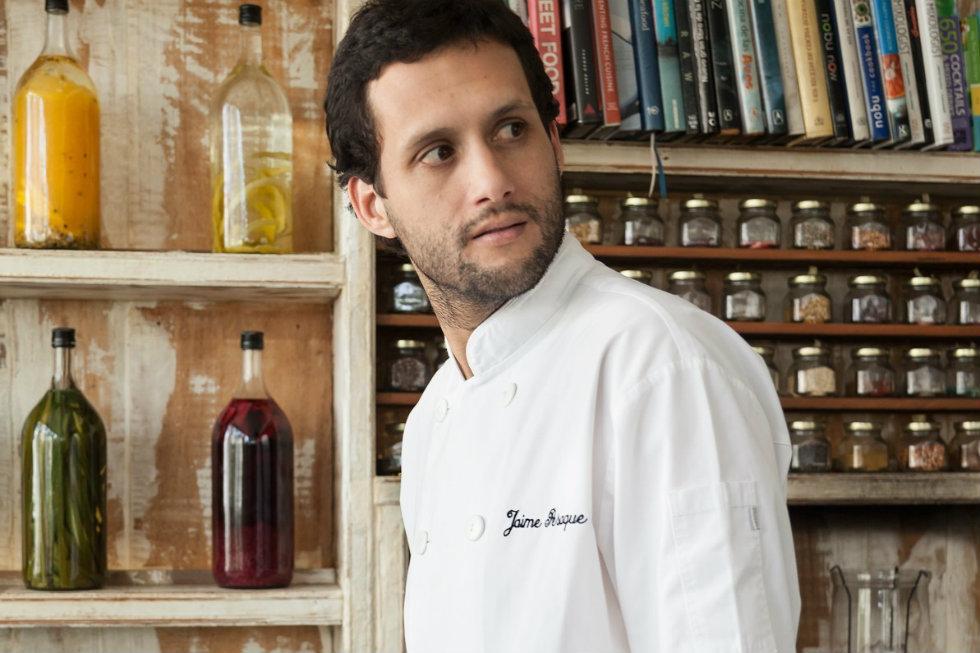 Jaime Pesaque peruvian chef of Pacifico milan restaurant milan best restaurants Milan Best Restaurants – Pacifico by Marsica Fossati Jaime Pesaque peruvian chef of Pacifico milan restaurant