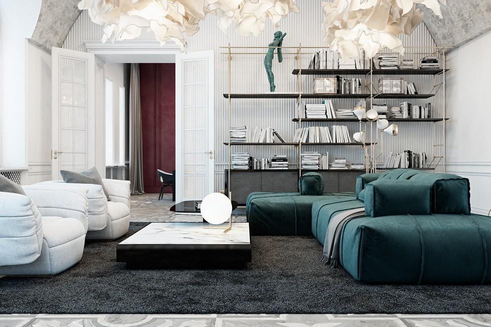 Luxury interior design inspiration by portuguese furniture ...