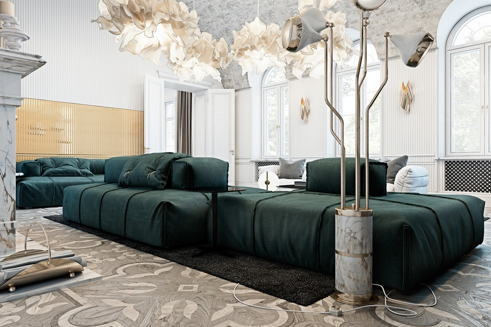 Luxury Living Room Design Interior Inspiration By Portuguese Furniture Brands