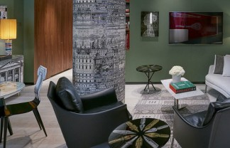 Mandarin Oriental Milan – Piero Fornasetti and Gio Ponti new suites