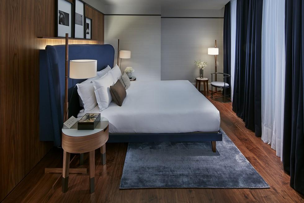 Premier bedroom Suite by Gio Ponti