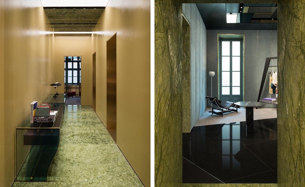 Famous interior designers – Dimore Studio new art-deco boutique