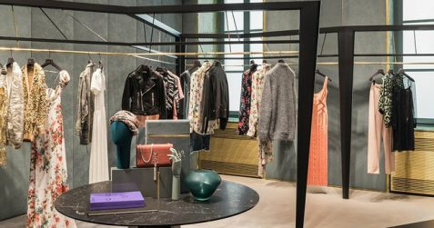 Milan fashion week 2014 spring summer top 5 collections for Famous art deco interior design