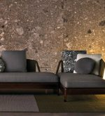 Italian furniture brands- Minotti new project for outdoor
