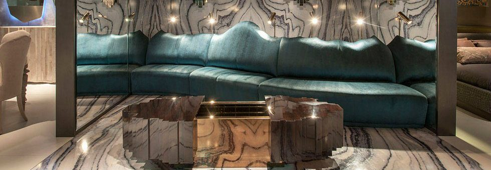 Luxury Furniture – Clan Milano collaboration with Alessandro La Spada
