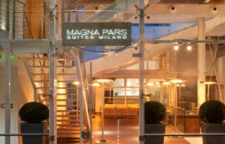 Milan Hotels: Magna Pars, a well designed confort hotel