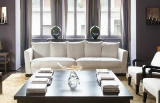Milan apartment designed by world's most expensive furniture designer