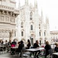 where to go in milan Where to go in Milan – the best wine and dine outdoor places Where to go in Milan     Terrazza Duomo 21 bar 3 120x120