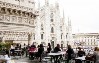Where to go in Milan – the best wine and dine outdoor places where to go in milan Where to go in Milan – the best wine and dine outdoor places Where to go in Milan     Terrazza Duomo 21 bar 3 324x208